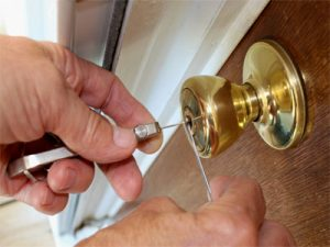 I put a new lock set on my door would you recommend that I also have a deadbolt installed?