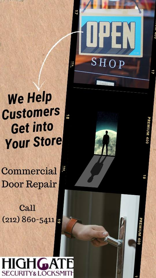 New York City Commercial Door Repair