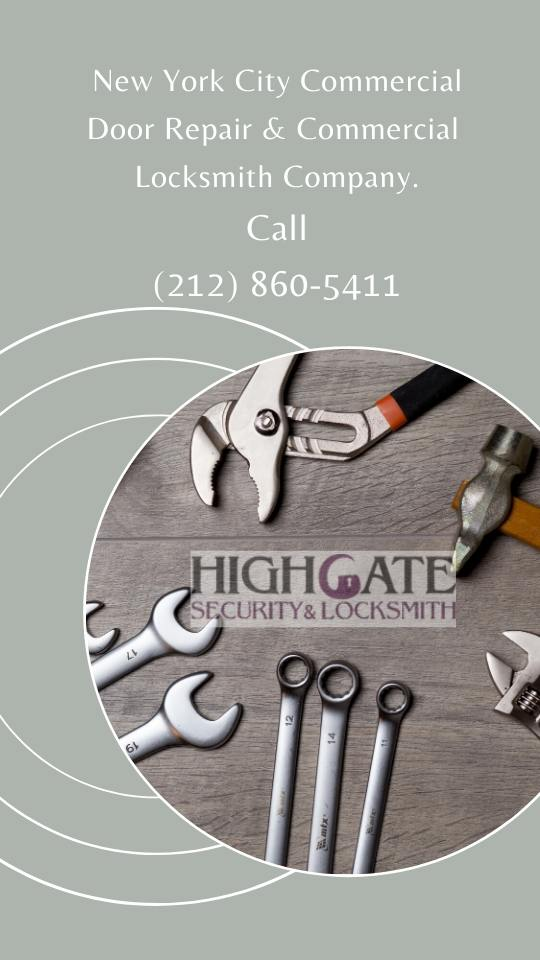 Commercial Door Repair NYC